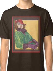 Red Hat Dame Classic T-Shirt