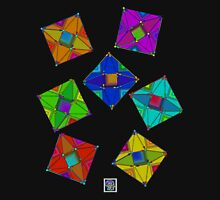 """""""Road Coloring Theorem""""© Womens Fitted T-Shirt"""