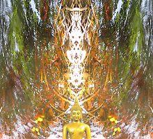 Buddha Totem by Sol Lucas