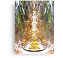 Buddha Totem Metal Print