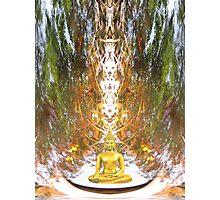 Buddha Totem Photographic Print