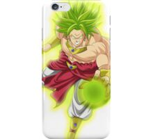 Broly-chan iPhone Case/Skin