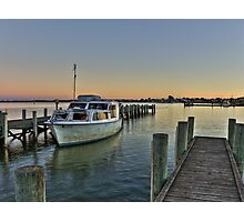 HDR,Goolwa,South Australia Photographic Print
