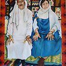 Ma & Pa Ben by Sandy Taylor