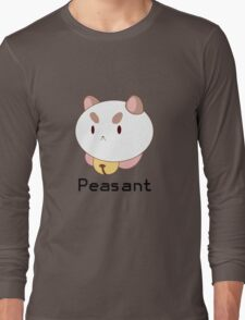 Puppycat Peasant Long Sleeve T-Shirt