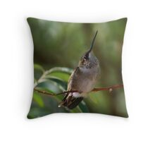Things Are Looking Up! Throw Pillow