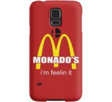 Monado's - i'm feelin it - SM4SH Samsung Galaxy Case/Skin