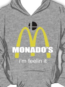 Monado's - i'm feelin it - SM4SH T-Shirt