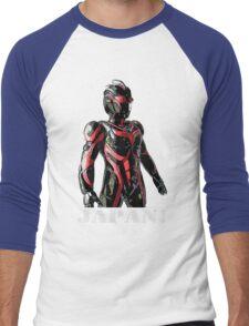 JAPAN! Men's Baseball ¾ T-Shirt