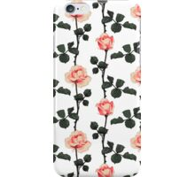 Pink Roses. iPhone Case/Skin