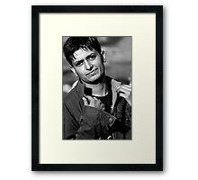 Deepak Framed Print