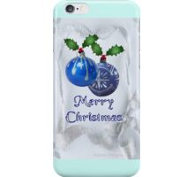 Christmas Ornaments (17009  Views) iPhone Case/Skin