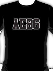 AE86 - TEXT T-Shirt