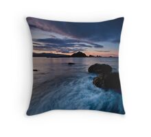 Island Bay Dawn Drift Throw Pillow