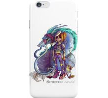 Urban Spirited Away iPhone Case/Skin