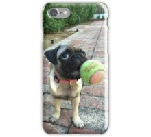 Pug Time iPhone Case/Skin
