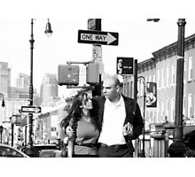 Our Way Photographic Print