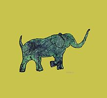 sd Elephant 6C by mandalafractal