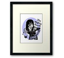 The Mighty Boosh - Vince Noir - Noel Fielding Framed Print
