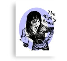The Mighty Boosh - Vince Noir - Noel Fielding Canvas Print