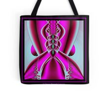 A Dress Breast Cancer Tote Bag
