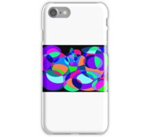 Facing the Crowd iPhone Case/Skin