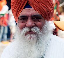 Indermohan Singh by Jarede Schmetterer