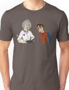 Doc Brown & Marty McFly Unisex T-Shirt
