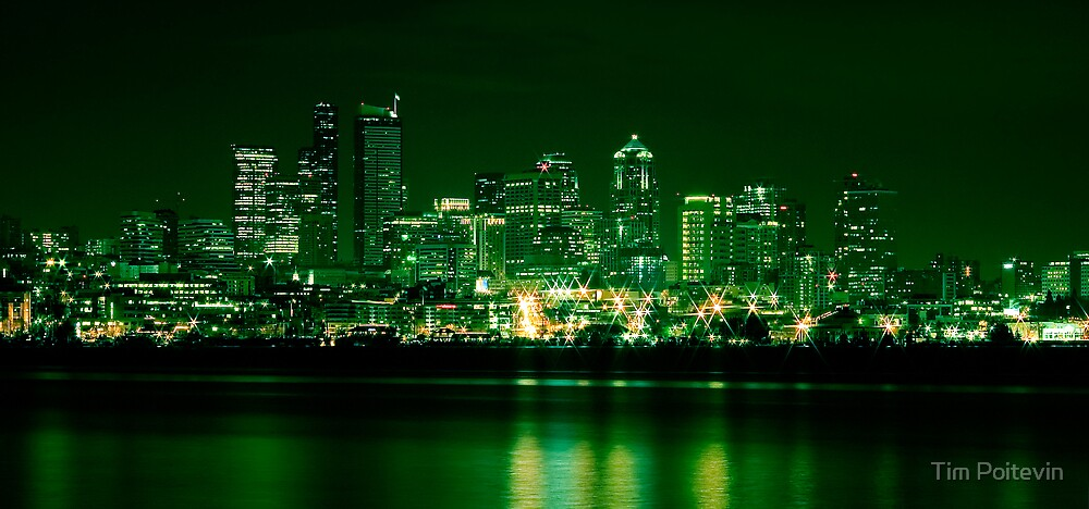 Emerald City by Tim Poitevin
