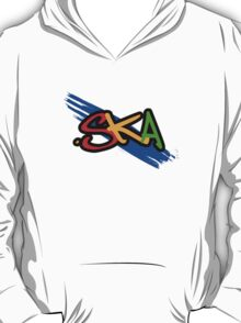 Ska Graffiti Style (1) T-Shirt