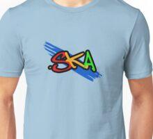 Ska Graffiti Style (1) Unisex T-Shirt