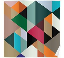 Abstract Pattern No. 4 Poster