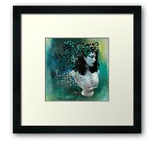 Who Are You To Tell Me Who I Should Be? Framed Print
