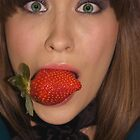 Strawberry Girl by mona1nyc