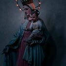 Madonna with Child by Mary Ann Reilly