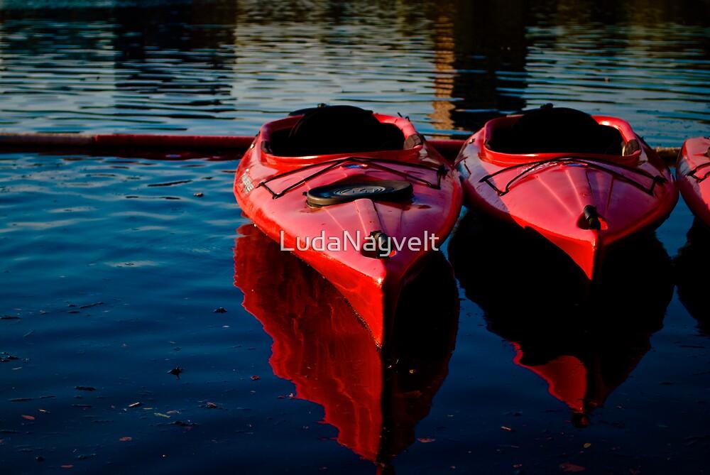 Couple of Reds by LudaNayvelt