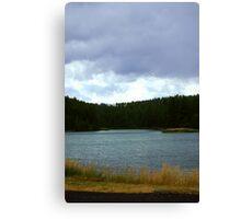 Winchester Lake Canvas Print