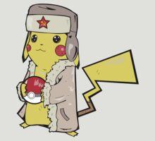Soviet Pikachu v.1
