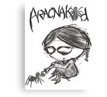 Aracnakid #10 Canvas Print