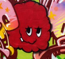 MeatWad Ball Sticker