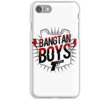 BTS Red Bullet iPhone Case/Skin
