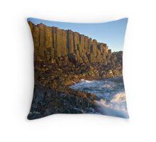 The Boneyard, Bombo Headland, NSW Throw Pillow