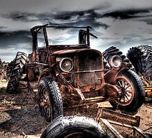 Rusty Chev by ripphotos