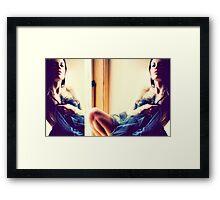 The Dove Framed Print