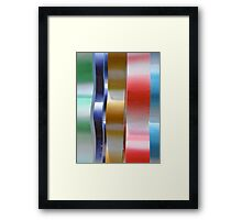 Smooth Love Framed Print