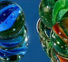 Marbles as Art by micklyn