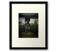 Standing Gaurd Framed Print