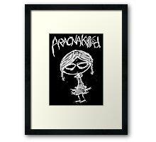 Aracnakid #3 Framed Print