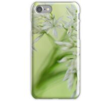 Blooming grass iPhone Case/Skin