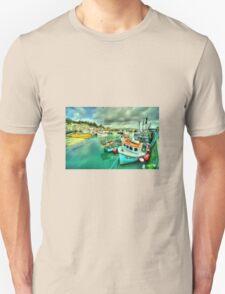 Padstow Colours  Unisex T-Shirt